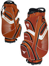 Team Effort The Bucket II Cooler NCAA Collegiate Golf Cart Bag Texas Longhorns
