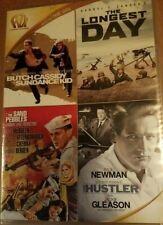 Fox Best Of '60s Butch Cassidy Sundance Kid/Longest Day/Sand Pebbles/Hustler Dvd