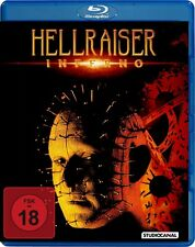 Hellraiser V - Inferno Blu-ray DVD Video