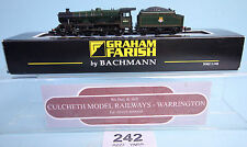 GRAHAM FARISH 'N' 372-476 BR GREEN JUBILEE HONG KONG STEAM LOCO BOXED DCC FITTED