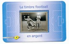 "Timbre ""Football"" 5,00€ Argent 2012"
