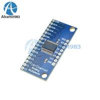 10PCS 16CH Analog Digital MUX Breakout Board CD74HC4067 Precise module Arduino