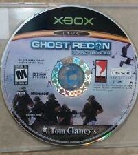 Tom Clancy's Ghost Recon: Island Thunder (Microsoft Xbox, 2003) GAME ONLY