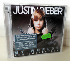 Justin Bieber My Words Doppio Cd Nuovo Sigillato