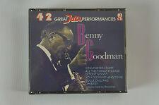 Benny Goodman - 42 Great Jazz Performances, 3erCD-Box (23)