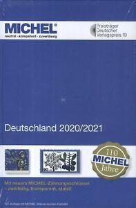 Michel Deutschland 2020/2021 107. Auflage SCHADENEXEMPLAR!