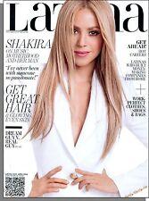 Latina - 2014, April - Shakira, Home Business, Mexico City's Quinceañrea!