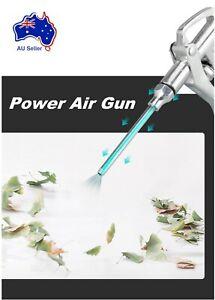 Air Gun Dust Blower Air Compressor Cleaner Tool Pneumatic Strong Power New