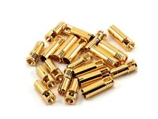 RCPROPLUS 5mm Bullet Connector - 10 Sets (10-12AWG)