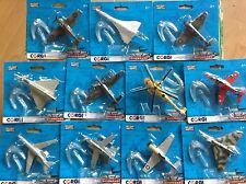 Corgi Diecast Military Airplanes