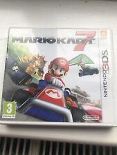 Mario Kart 7 Nintendo 3DS Game 2011