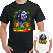 Feel No Pain Mens Bob Marley Inspired Reggae T-Shirt Music Jamaica Weed Rasta