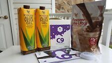 Forever Living CLEAN 9 Detox Aloe Weight loss Progrm,Chocolate/KOSHER-GREAT DEAL