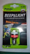 Reversing Beeper Light Car Caravan BEEP & LIGHT Promata P21W BA15S BRAND NEW 12V