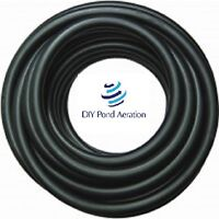 """Sinking Aerator Hose Weighted Poly Tubing Air Line Pond Aeration 3/8""""x300' Spool"""