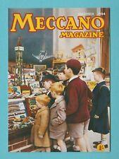 ADVERTISING  -  ROBERT  OPIE  POSTCARD  -  MECCANO  MAGAZINE