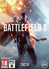Battlefield 1 PC Game 18+ Years