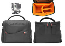 Protective Shoulder Bag for GoPro Hero 4, HERO, 3+, 3, 2, 1 & Accessories