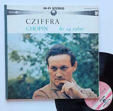 "Vinyle 33T Gyorgy Cziffra  ""Chopin - Les 14 valses"""
