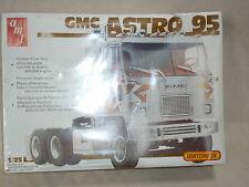 AMT / MATCHBOX un made plastic kit of a GMC Astro 95, still shrink wrapped