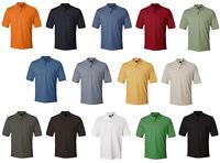 IZOD - Silkwash Classic Pique Sport Shirt, Mens Cotton Polo, S-3XL (13Z0012)