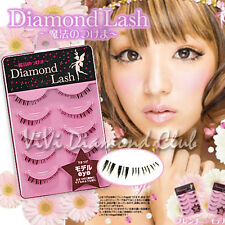 Diamond Lash False Eyelashes N0.6 Model Eyes 5 pairs