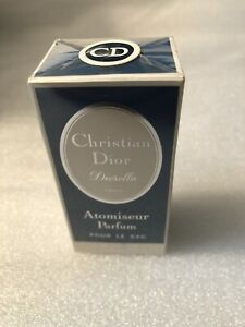 Christian Dior Diorella Atomiseur Parfum Pour le Sac 7,5g(7,5 ml)Neu Verschweiß