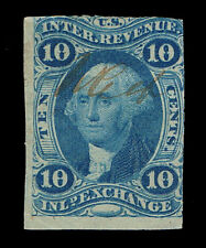REFERENCE SCOTT #R36a USED PSAG CERT READ YELLOW LISTING - IF GENUINE $500