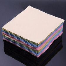 77faf67a1e9c1d 100x Microfibre Tissu Chiffon Nettoyage Lunettes Smartphone Objectif Photo  Table