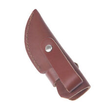 1pc knife holder outdoor tool sheath cow leather for pocket knife pouch case JH