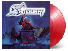 Sanctuary - Refuge Denied  RED COLOURED numbered vinyl LP NEW!
