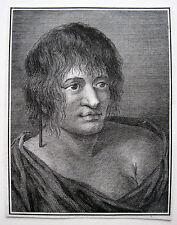 James Cook: femme de la nouvelle zélande. Foster 1778 nueva zelanda Aotearoa