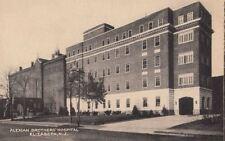 Postcard Alexian Brothers' Hospital Elizabeth NJ
