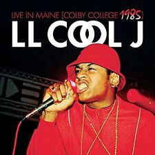 LL Cool J - Live in Maine (Colby College 1985) (2016)  CD  NEW  SPEEDYPOST