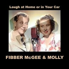 Fibber McGee & Molly. 1093 Funny Old Time Radio Shows For Your Car Or Home!