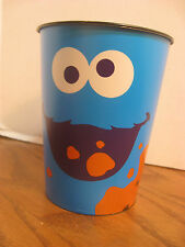 Sesame Street - 16oz. Plastic Cup with Cookie Monster face - 2015