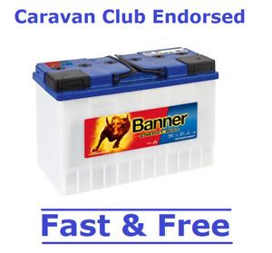 BANNER LEISURE BATTERY (95901) 12V 115Ah Energy Bull