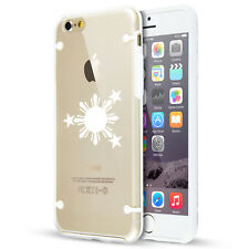 For Apple iPhone SE 5 6 6s 7 8 Plus Clear TPU Hard Case Philippines Stars & Sun
