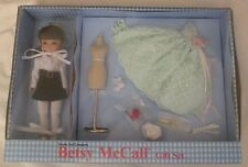 "Fashion Designer Betsy McCall Tonner 8"" Doll Gift Set Dress Form Shoes Tights"