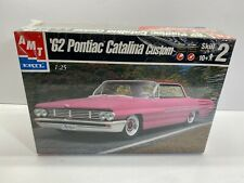 AMT 1:25 Scale 1962 Pontiac Catalina Lowrider Sealed Boxed Model Kit No Reserve
