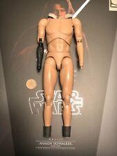 Hot Toys Star Wars Anakin Skywalker Dark Side Nude Body loose 1/6th scale