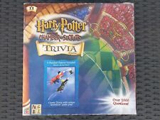 Harry Potter and the Chamber of Secrets Quidditch trivia board game