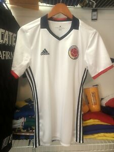 Adidas Climacool Colombia Soccer Jersey MINT Mens (S)