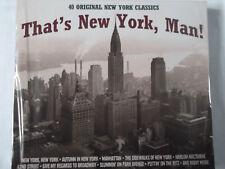 That's New York on - 40 NEW YORK CLASSICS-Chinatown, Harlem-Frank Sinatra