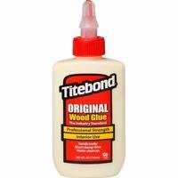Titebond Pegamento para Madera Original Wood Glue Pegamento D2 118ML