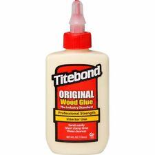 Titebond Holzleim Original Wood Glue Kleber D2 118 ml