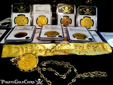 ATOCHA FLEET SHIPWRECK GOLD BAR TREASURE ESCUDOS DOUBLOON COIN PIRATE JEWELRY