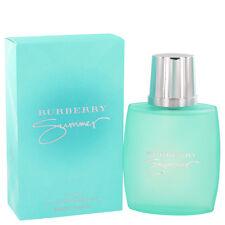 Burberry Summer Cologne Men Eau De Toilette Spray Fragrance New 3.4 oz 2013