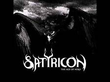 Satyricon - Age Of Nero (2 x CD) DIGIPAK Limited Edition Enhanced