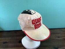 Quiet Riot Metal Health Ultra Rare vintage promo painter's style hat '80s